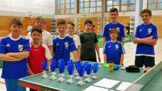 TSV | Tischtennis Junior-Race-Turnier in Kaufbeuren am 24.03.2019